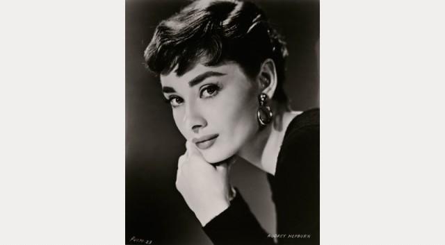 Bud Fraker - Audrey Hepburn for Sabrina Paramount Picture (1954)