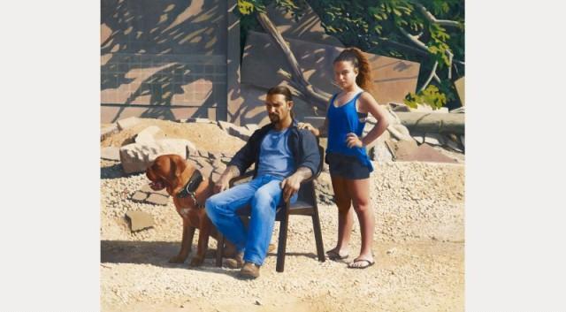 Matan Ben-Cnaan - Annabelle and Guy - 2014